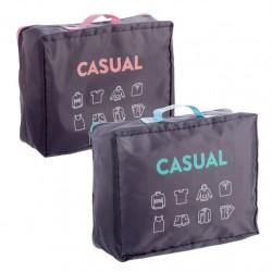 """Bolsita de viaje para ropa interior 26x20x10 cm """"""""Pack 2 bolsitas"""""""""""