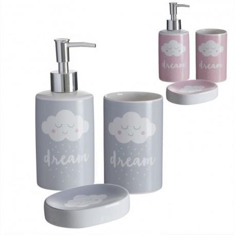 Accesorios de ba o modernos nubes de cer mica para cuarto for Accesorios cuarto de bano baratos