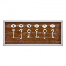 Cuelga llaves clasica 36 cm