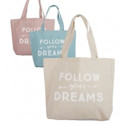 "Bolsa moderno color ""FOLLW"""