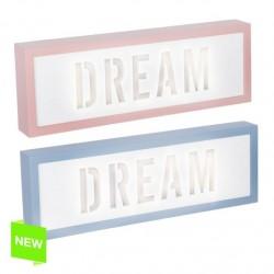 Caja de luz para habitacion DREAM .