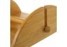 Servilletero bambú 19 x 18,50 x 7 cm