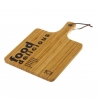 Tabla para cortar bambú 37,80 x 26 x 1,50 cm