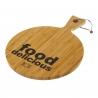 Tabla para cortar bambú 41 x 30,50 x 1,50 cm .