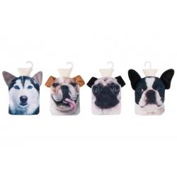 Bolsa agua caliente de 1 litros con funda perros .