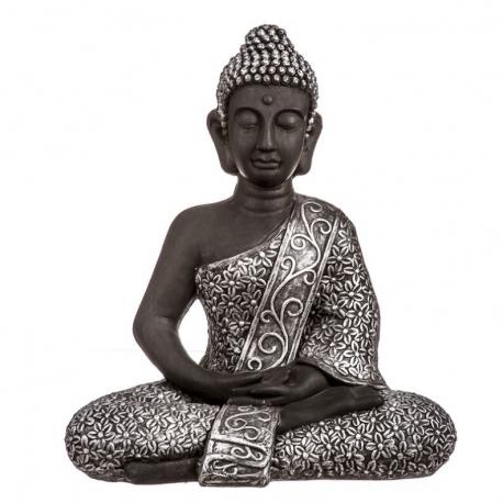 Figura buda sentado resina 56 cm dcasa - Figuras buda decoracion ...