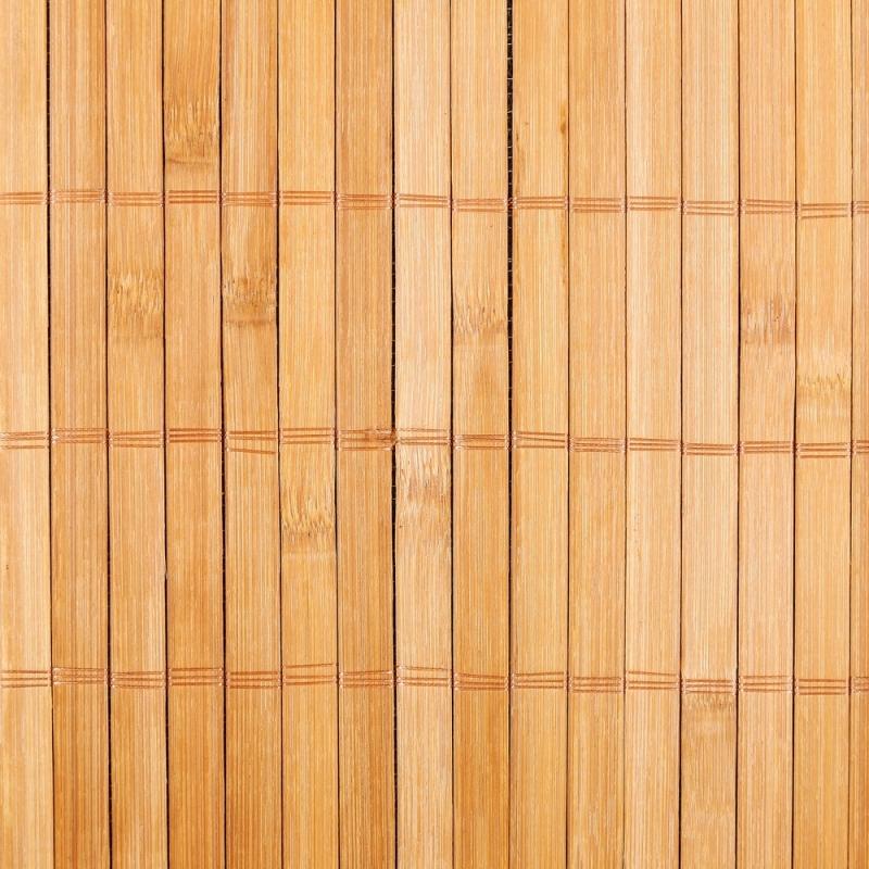 Alfombra pasillera oriental de bamb natural 60 x 90 cm - Alfombras de bambu a medida ...