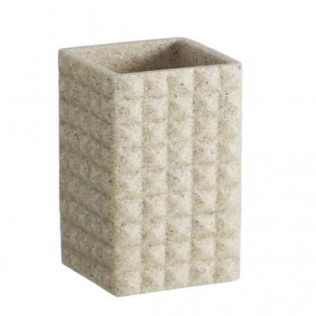 Vaso arena de baño modernos beige de poliresina para cuarto de baño Factory