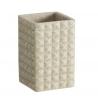 Vaso arena de baño modernos beige de resina para cuarto de baño Factory