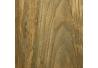 Cajonera de 2 cajones industrial marrón de madera para oficina Factory .