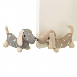 Tope de puerta de perro infantil para decoración Child