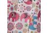 "Cortina de baño infantil elefante pink ""PHANT"""
