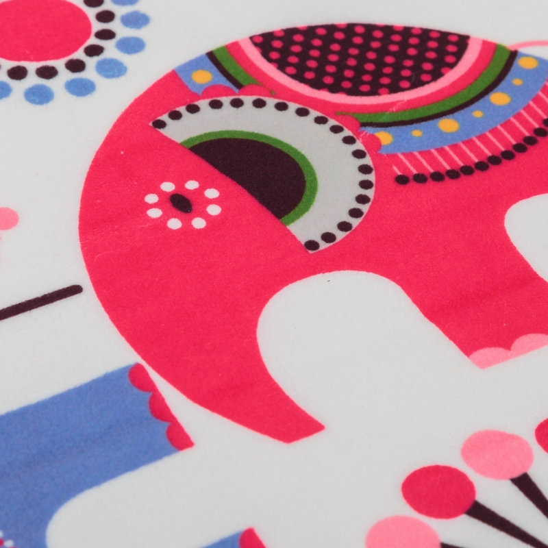 Alfombra multiuso extrasuave infantil elefante phant for Alfombra bano infantil
