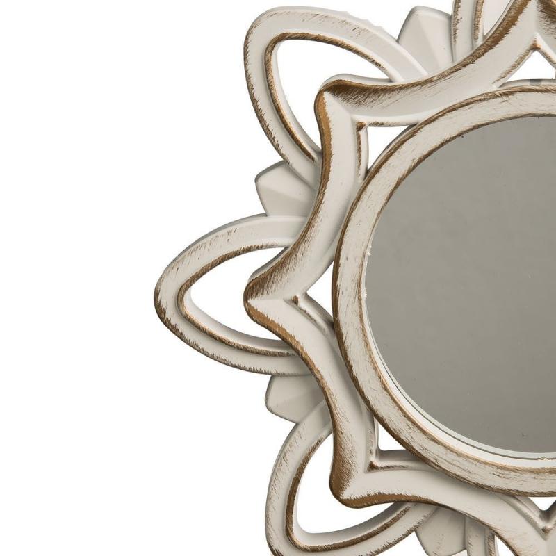 Set De 3 Espejos De Pared Clasicos Plateados Para Salon Dcasa Es