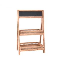 Estantería de 2 estantes + 2 cajones para decoracion fantasy .