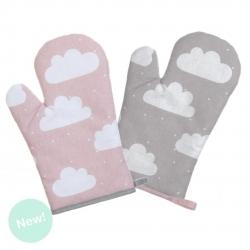 """Manopla de nubes infantil ."""" Pack 2 pieza 1x color """""""