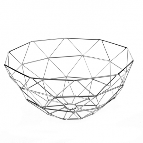 Frutero de metal 33,50 x 33,50 x 15,50 cm