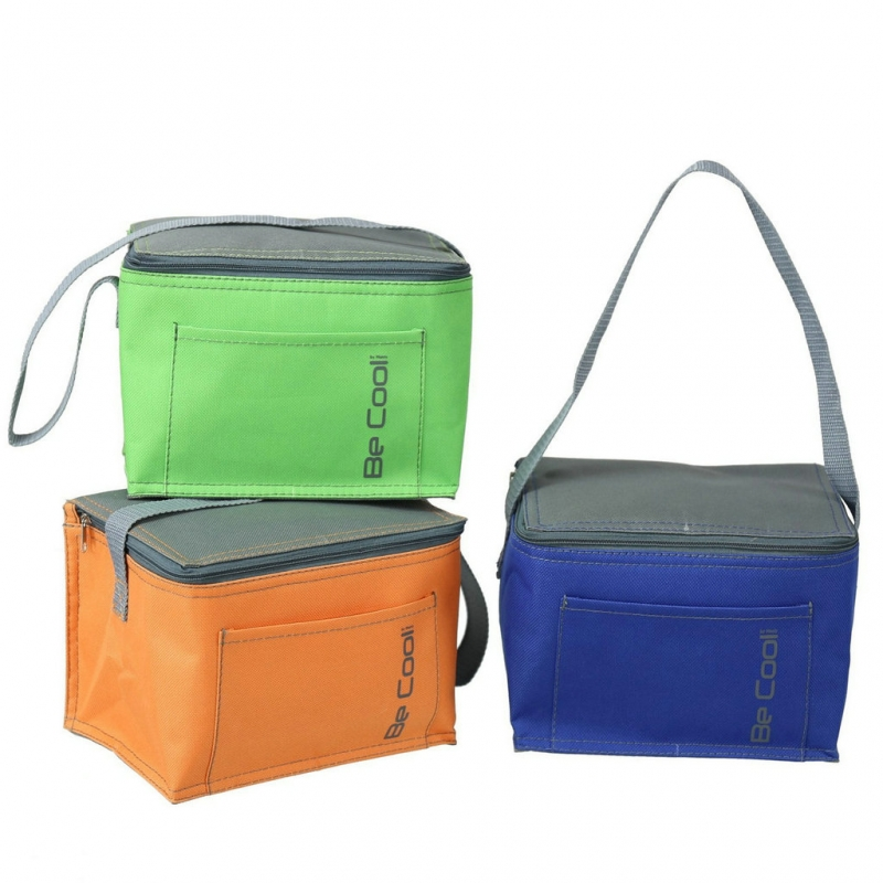 Bolsa termica para 6 latas 5 6 litros dcasa for Ducha termica