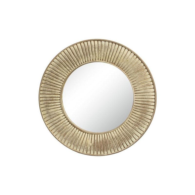 Espejos de pared orientales beige de resina para - Resina para paredes ...