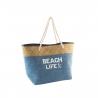 Bolso fibra beach 56x19x36 cm .