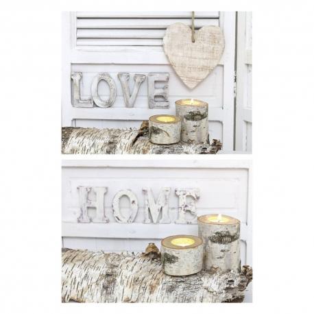 Set 2 cuadro fotoimpresión lienzo romantico love home 80x60 cm .