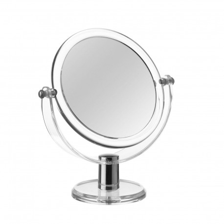 Espejo doble 3 aumentos poliestireno .
