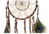 Atrapasueños decorativos bambu boho tribal 18x40 cm .