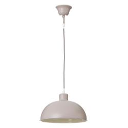 Lámpara de techo vintage gris de metal para cocina Factory