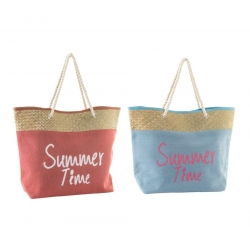 "Bolso fibra ""Summer Time"""