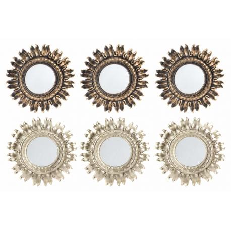 espejos de pared sol nacido para decoracin de cm