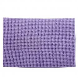 Alfombra baño confort lila 60x40 cm .