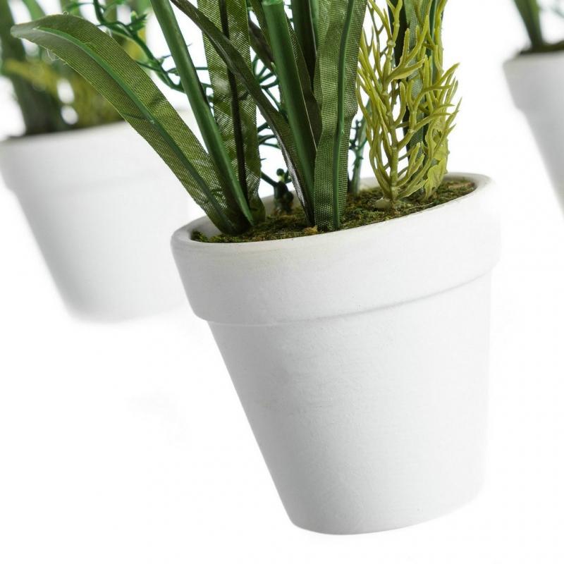 Pack 3 planta azafran poliester en maceta de terracota - Plantar en maceta ...