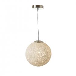 Lámpara de diseño minimalista blanca de metal para decoración Fantasy
