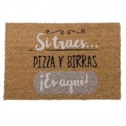 Felpudo 40x70 antides pizzero