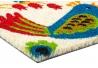 Felpudo fibra coco pajaros 75x45 cm