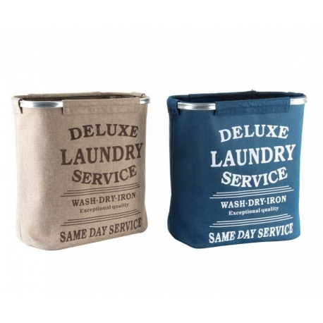 Cesta pongotodo de diseño laundry 52X32X54 cm