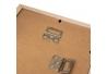 Cuadros portafotos vintage beige de madera para salón Iris