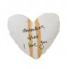 Cojín de 30x40 corazon romantico I love You