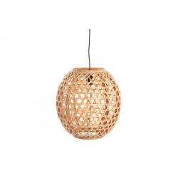 Lámpara de techo bambu 36x38 / 210